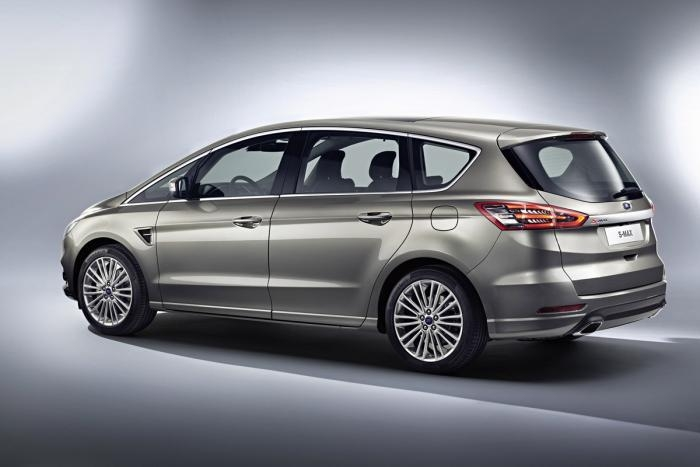2015 Ford S-MAX-3