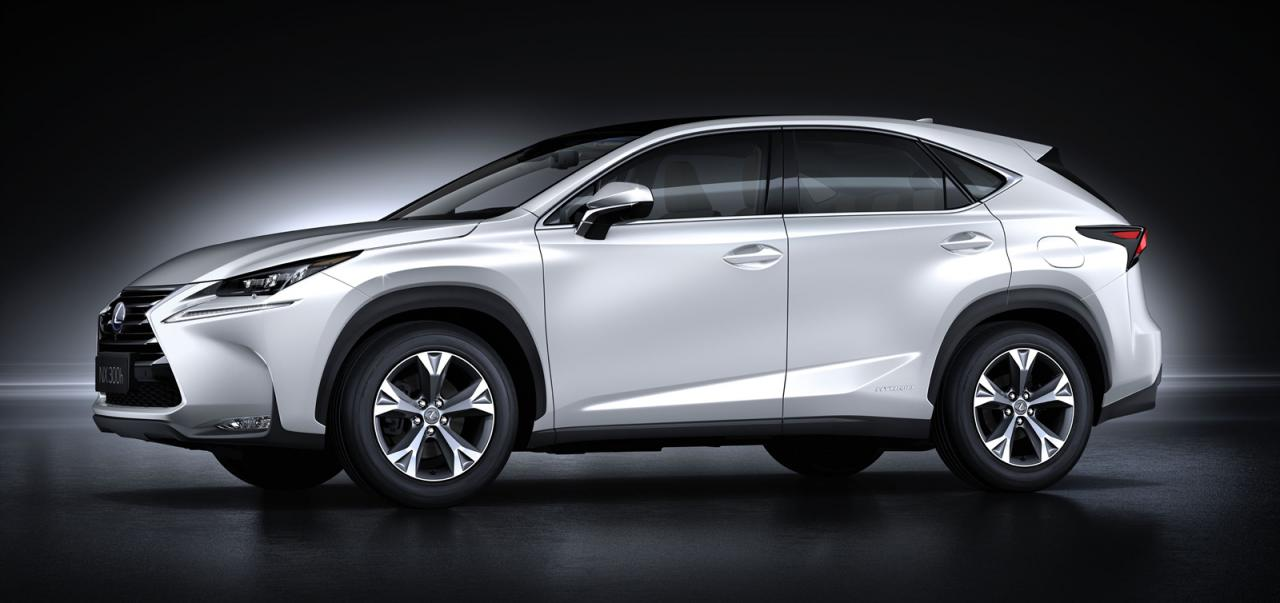 2015 lexus nx officially revealed speed carz. Black Bedroom Furniture Sets. Home Design Ideas