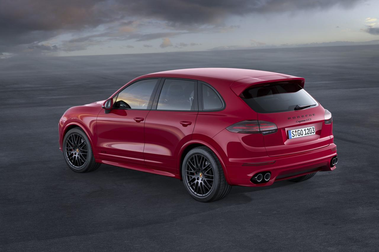 2015 porsche cayenne gts unleashed speed carz. Black Bedroom Furniture Sets. Home Design Ideas