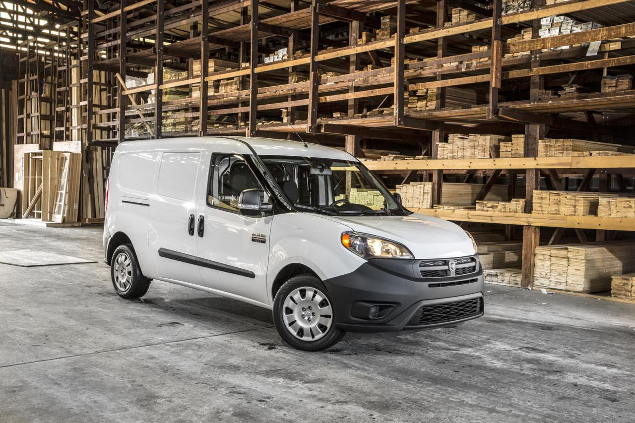 ram introduces 2015 promaster city speed carz. Black Bedroom Furniture Sets. Home Design Ideas