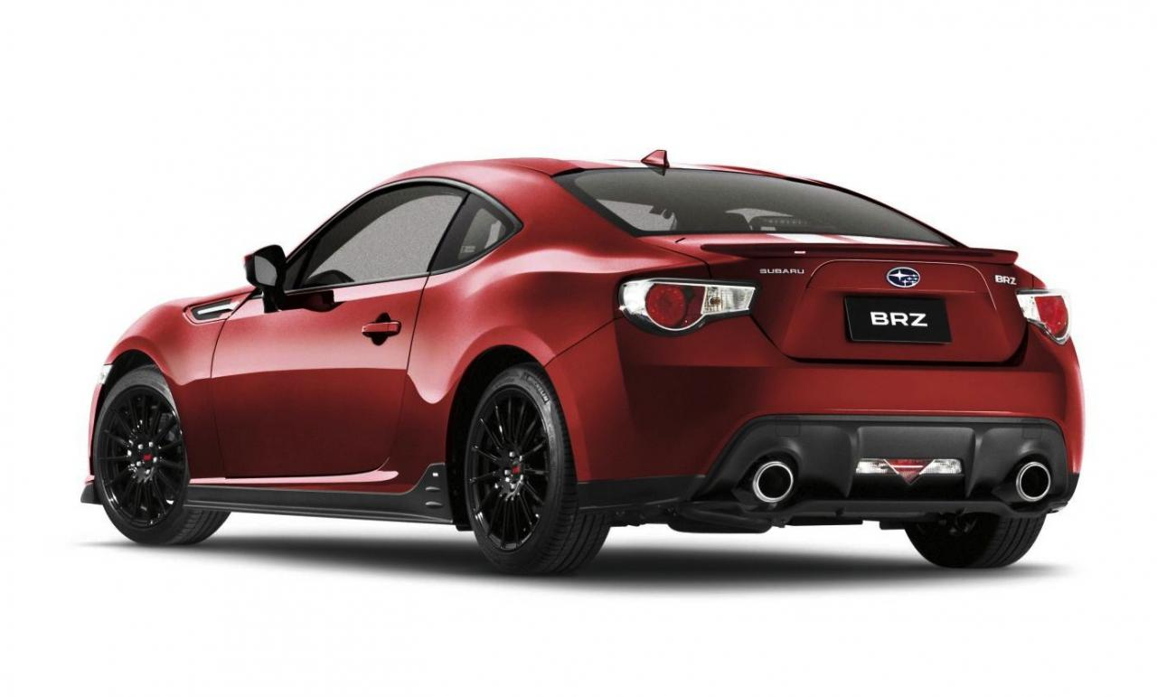 2015 subaru brz gains a special edition in australia speed carz. Black Bedroom Furniture Sets. Home Design Ideas