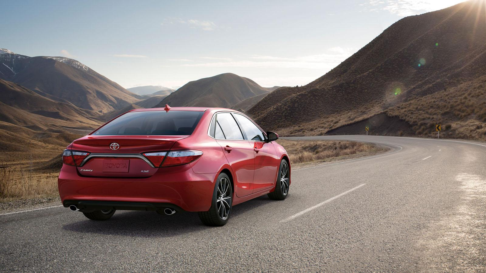 Sales of the 2015 Toyota Camry facelift are slated to commence this ...