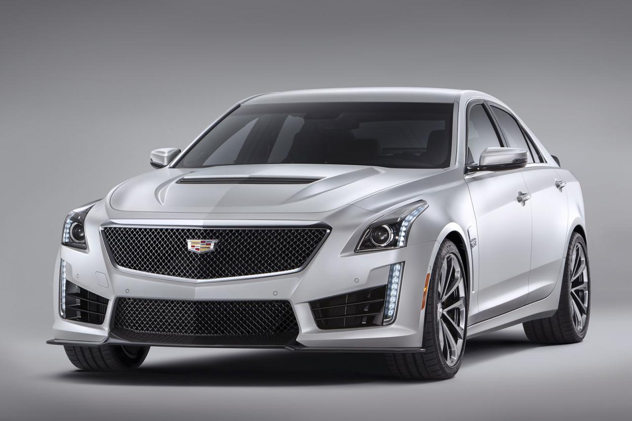 cadillac unleashes 2016 cts v with 640 bhp speed carz. Black Bedroom Furniture Sets. Home Design Ideas