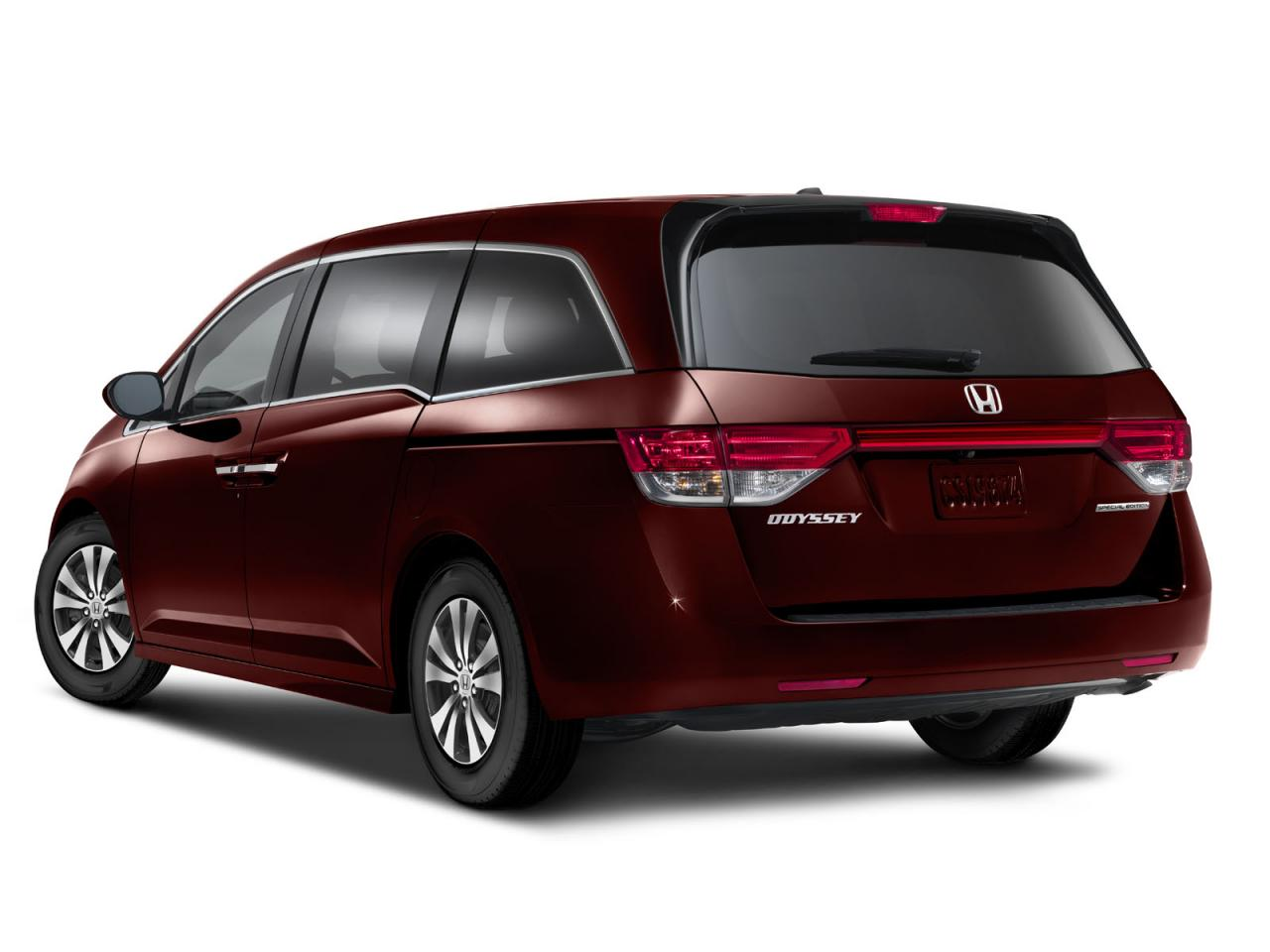 honda introduces 2016 odyssey special edition in united states speed carz. Black Bedroom Furniture Sets. Home Design Ideas