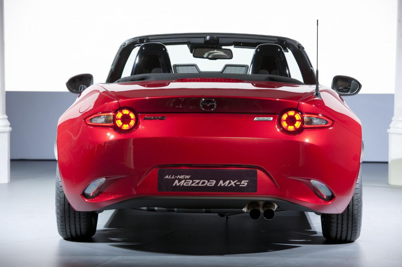 2016 mazda mx 5 goes official speed carz. Black Bedroom Furniture Sets. Home Design Ideas
