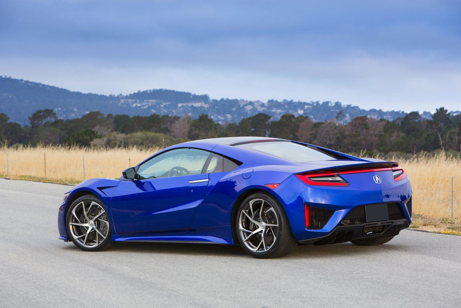 2017 Acura NSX will have 573 bhp and 476 lb-ft - Speed Carz