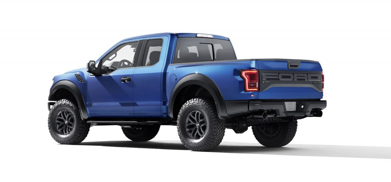 2017 ford f 150 raptor unleashed with 411 bhp speed carz. Black Bedroom Furniture Sets. Home Design Ideas