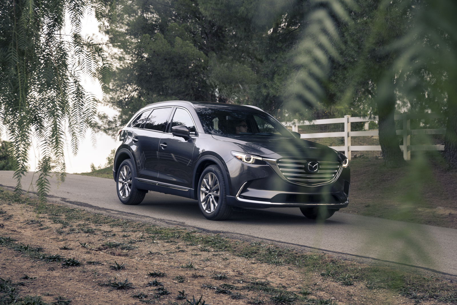 2017 mazda cx 9 debuts in la speed carz. Black Bedroom Furniture Sets. Home Design Ideas