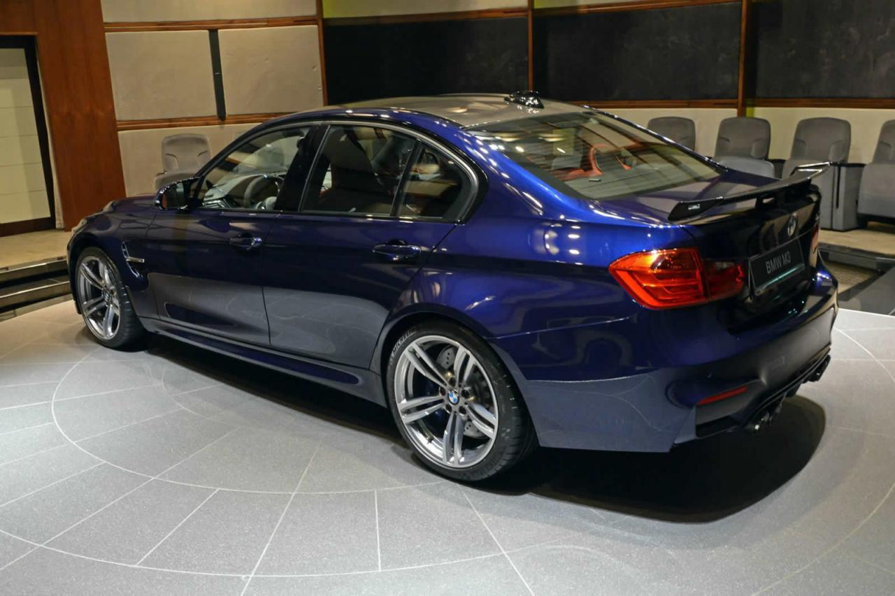 bmw m3 painted in tanzanite blue gets carbon wing speed carz. Black Bedroom Furniture Sets. Home Design Ideas