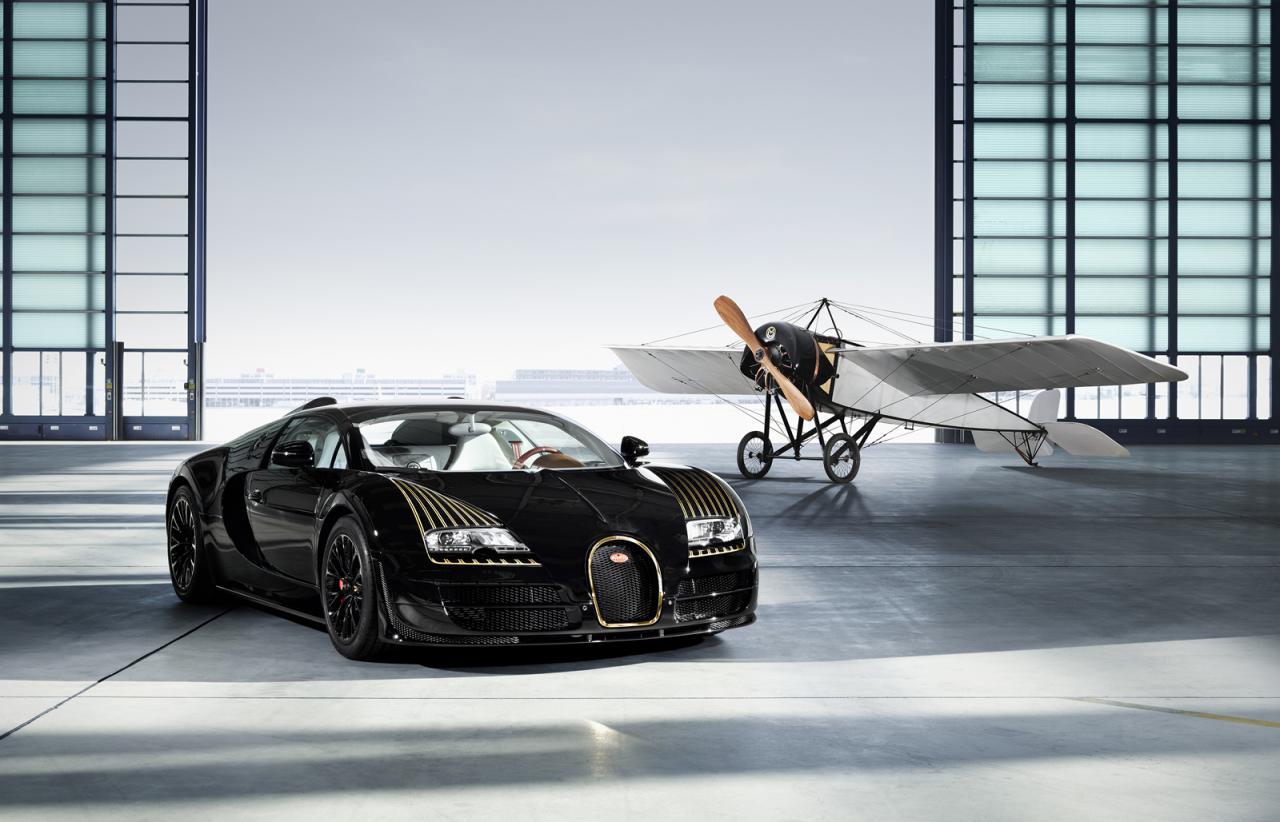 bugatti veyron grand sport vitesse black bess revealed speed carz. Black Bedroom Furniture Sets. Home Design Ideas