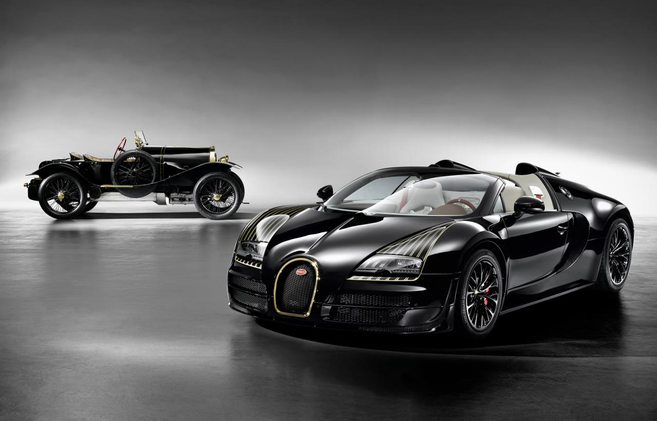 bugatti veyron grand sport vitesse black bess revealed. Black Bedroom Furniture Sets. Home Design Ideas