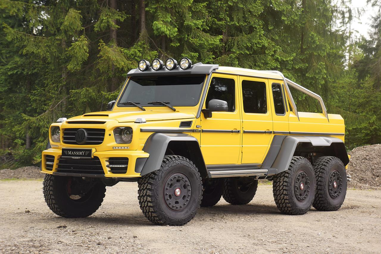 Mercedes benz g63 amg 6x6 speed carz for Mercedes benz amg 6x6