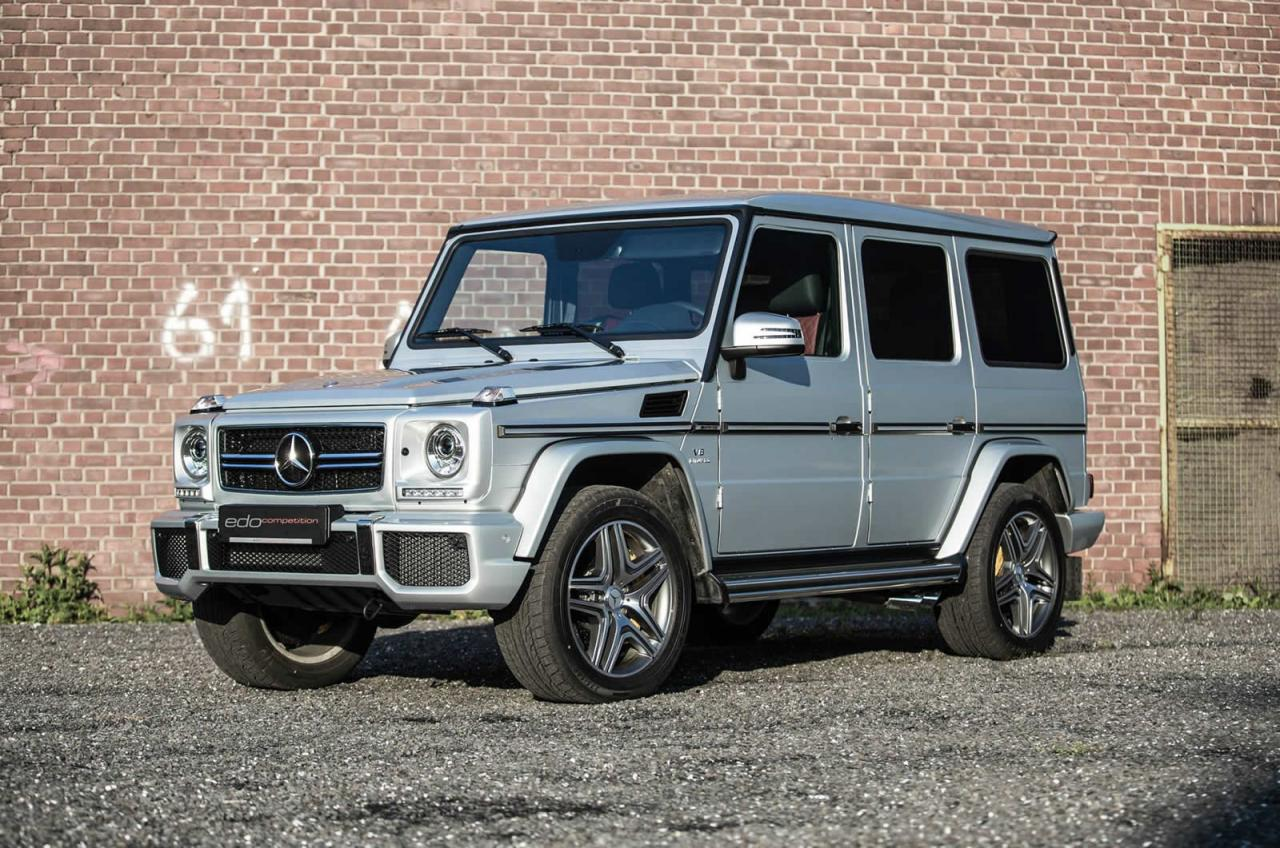 mercedes benz g63 amg upgraded by edo competition speed carz. Black Bedroom Furniture Sets. Home Design Ideas