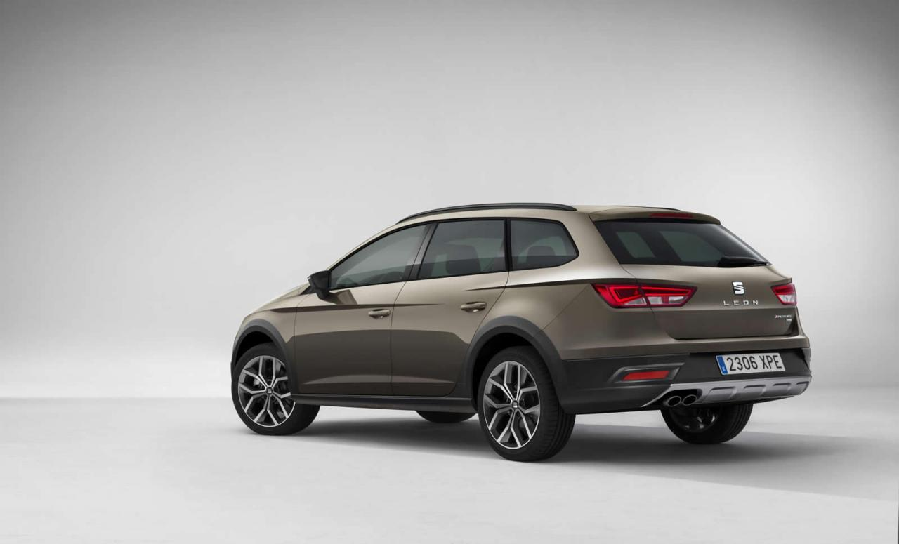 seat leon x perience announced speed carz. Black Bedroom Furniture Sets. Home Design Ideas