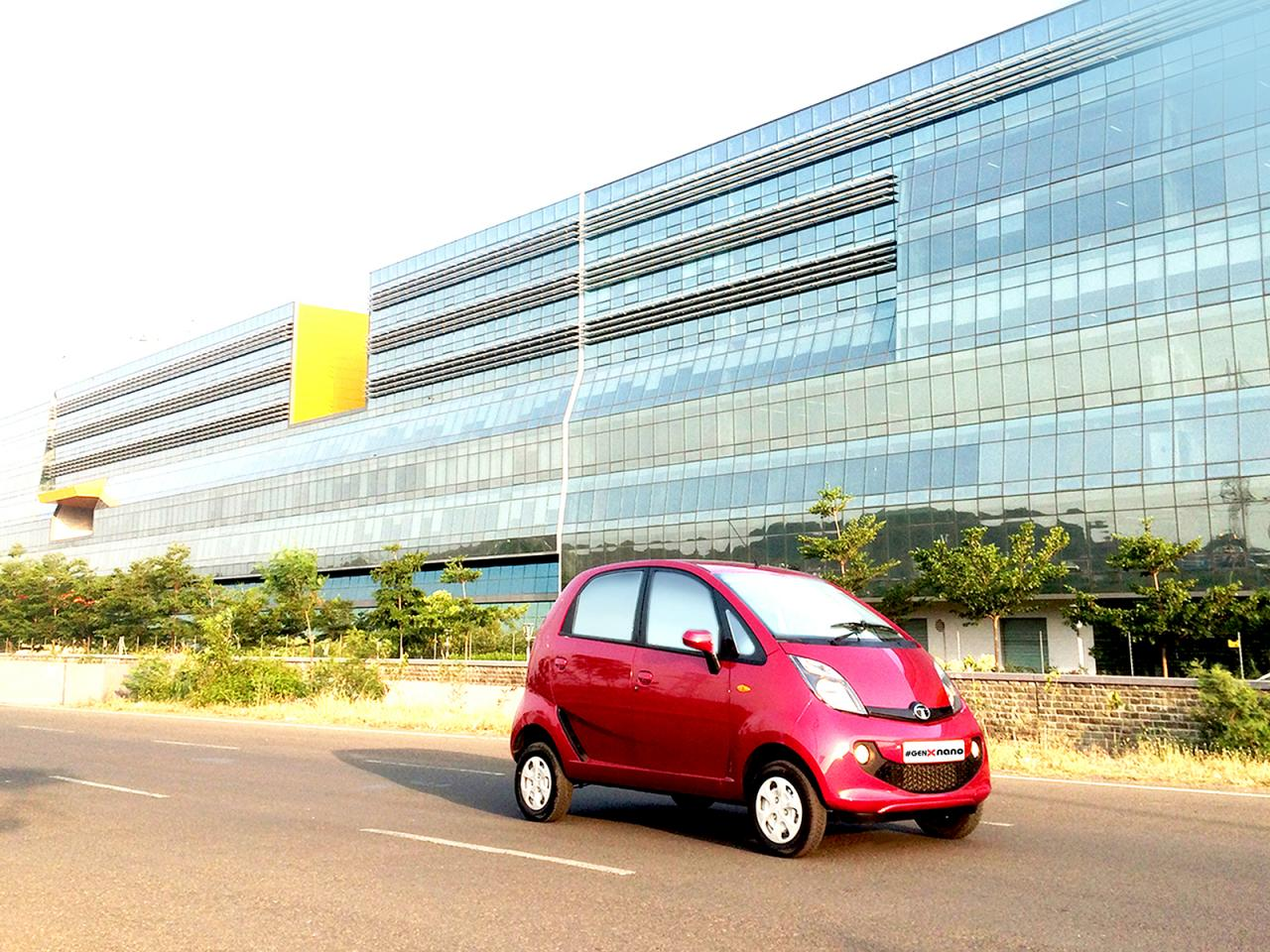 2015 Tata Nano Genx Gets Power Steering And Automated
