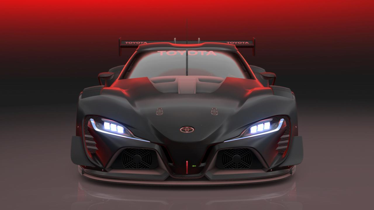Toyota ft 1 Vision gt 4