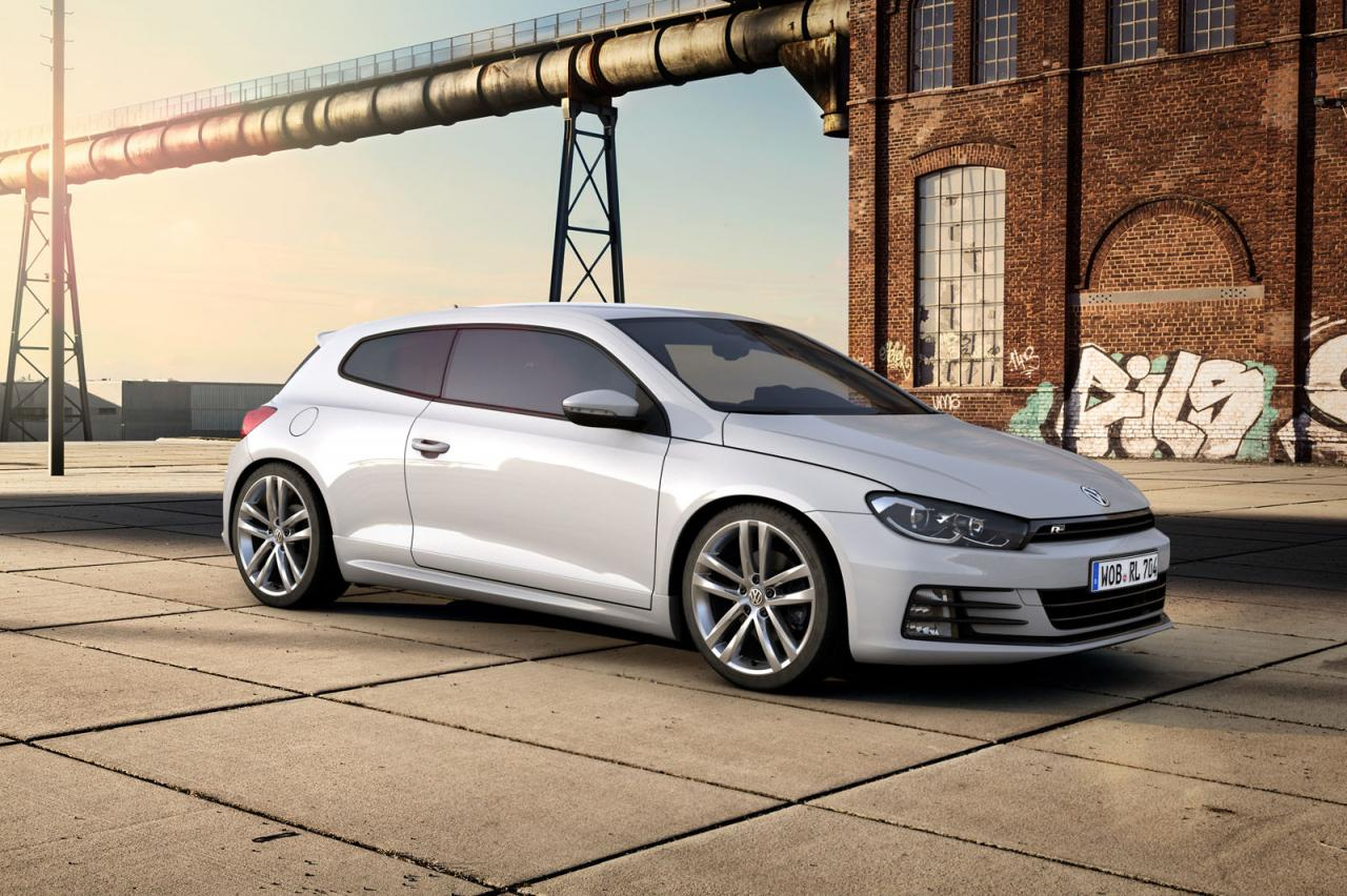 volkswagen introduces r line kits for scirocco facelift and golf variant speed carz. Black Bedroom Furniture Sets. Home Design Ideas