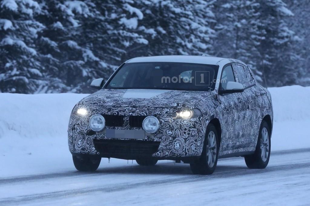 BMW X2 Front Fascia