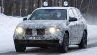 2018 BMW X5 Spied Testing