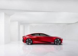 Acura Precision Concept Debuts at 2016 Detroit Motor Show