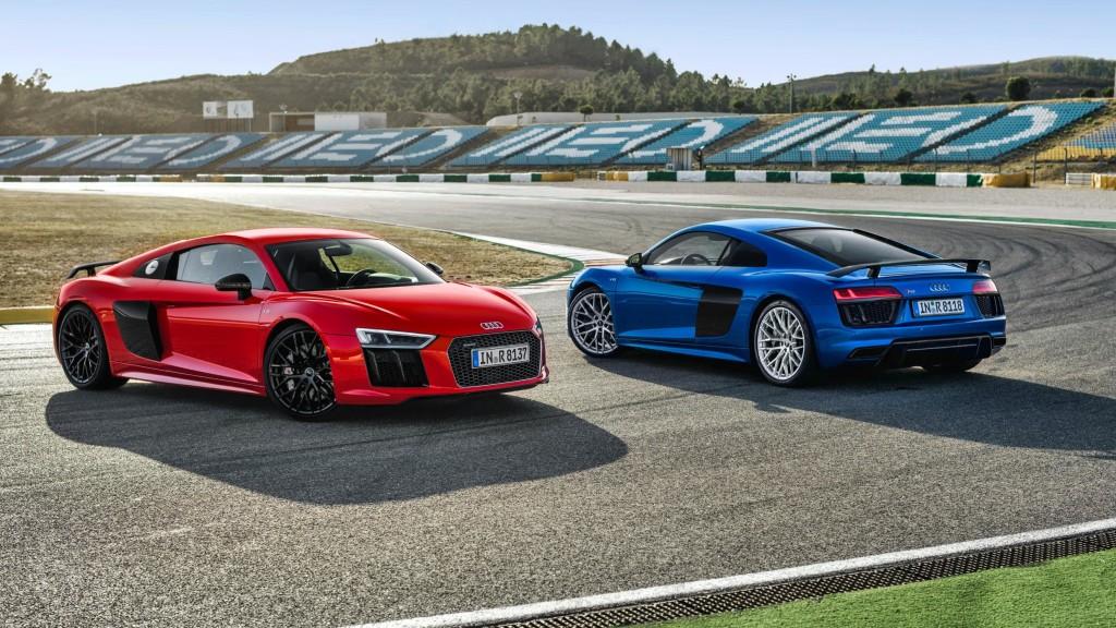 Audi R8 V10 Plus & Audi R8 V10