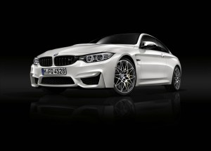 BMW M3 Sedan, M4 Coupe and Convertible to Get Special Competition Package