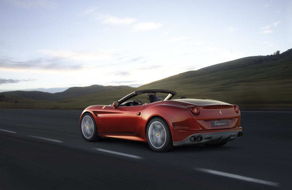 Ferrari California T with HS Package