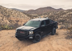 2016 GMC Sierra All Terrain X Revealed