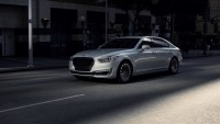 Hyundai Genesis G90 Sedan Unveiled