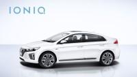 Hyundai Ioniq Hybrid Unveiled
