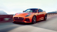 Jaguar F-Type SVR New Details Revealed