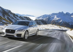 Jaguar XF AWD Revealed; Goes on Sale from March 2016