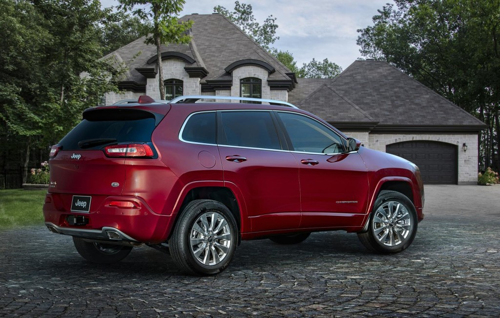 Jeep Cherokee Overland Edition