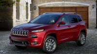 New Jeep Cherokee Overland Debuts at New England International Auto Show