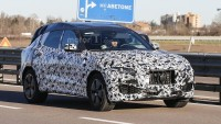 Maserati Levante Crossover to Debut at 2016 Geneva Motor Show in March