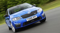 Skoda Octavia vRS 4X4 Goes on Sale
