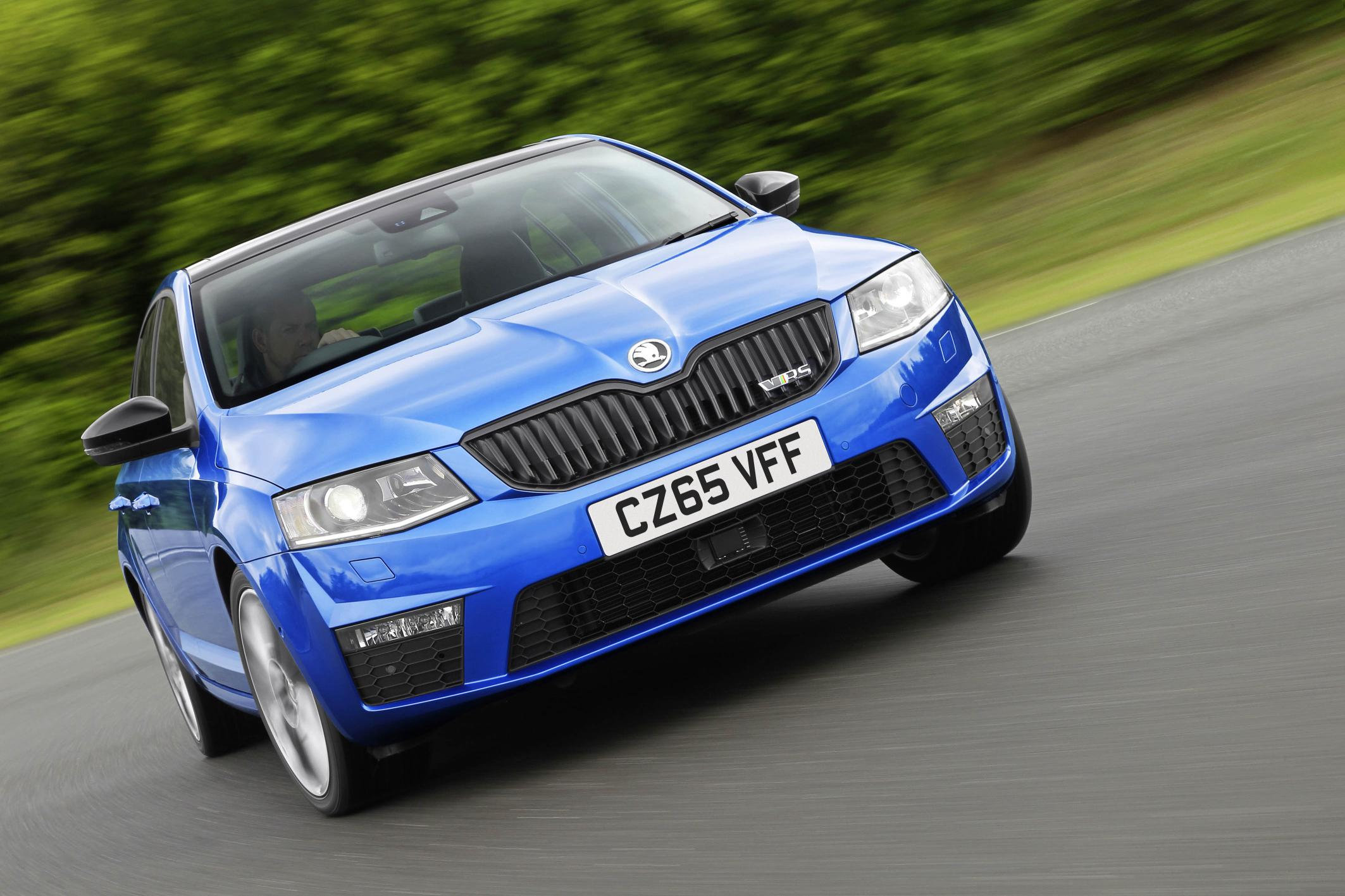 skoda octavia vrs 4x4 goes on sale speed carz. Black Bedroom Furniture Sets. Home Design Ideas