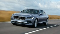 New Volvo S90 Launched at 2016 Detroit Motor Show