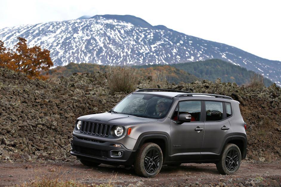 Jeep Renegade Night Eagle Edition