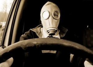 What to do about a stinky car