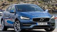 The Newly Revamped Volvo V40 To Dominate At Geneva