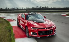 The 2017 Chevy Camaro ZL1 description