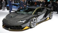 Lamborghini's Centenario 2016 Description