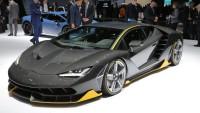 Lamborghini's Centenario 2016 Description