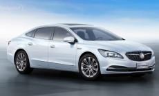 The 2017 Buick LaCrosse HEV Unveiled In China