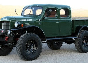The History of the Dodge Power Wagon