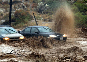 What to do in a flash flood?