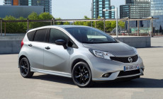 Nissan Note Black Edition now available in Europe