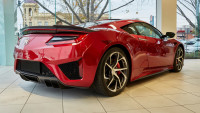 New Honda NSX Unveiled