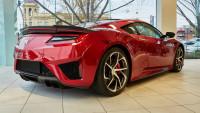 New Honda NSX Unveiled